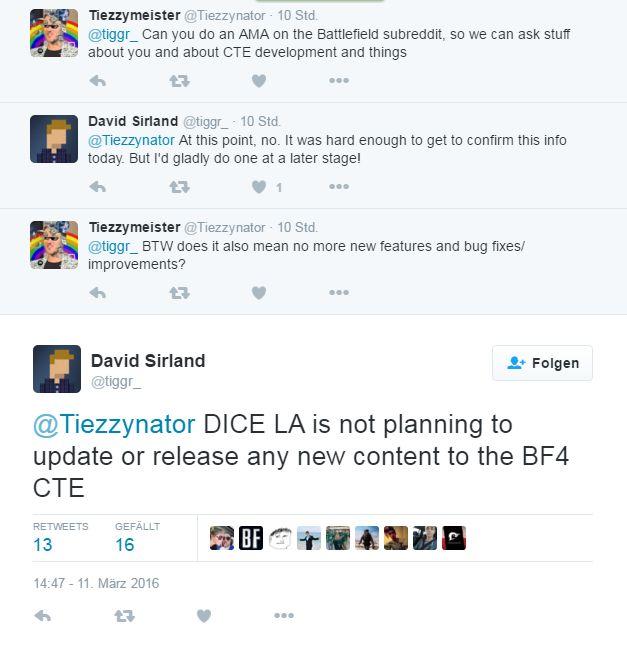 Battlefield 4 CTE beendet
