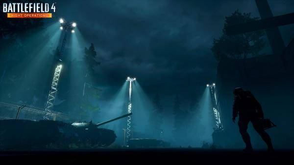 Battlefield 4 Night Map