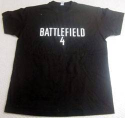 Battlefield 4 Supporter Event TShirt