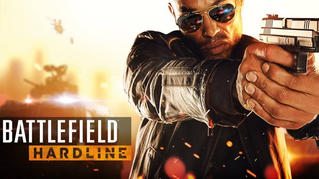Battlefield Hardline Screen