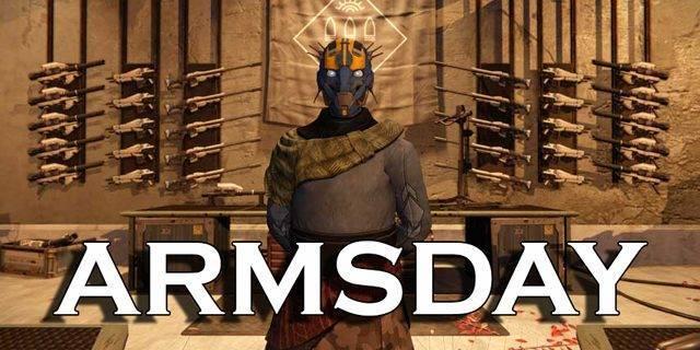 Destiny - Mittwochs ist Armsday