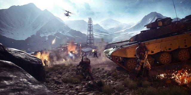Battlefield 4 - Neue Oberfläche für Xbox One und Playstation 4