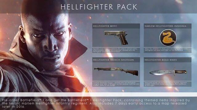 Hellfighter Pack
