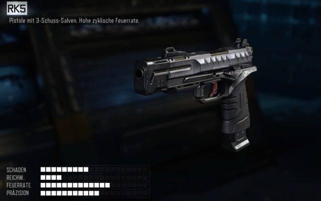 Pistole RK5