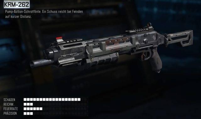 Schrotflinte KRM 262