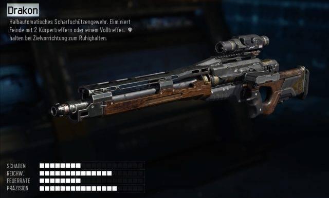 Snipergewehr Drakon