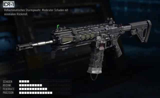 Sturmgewehr ICR-1