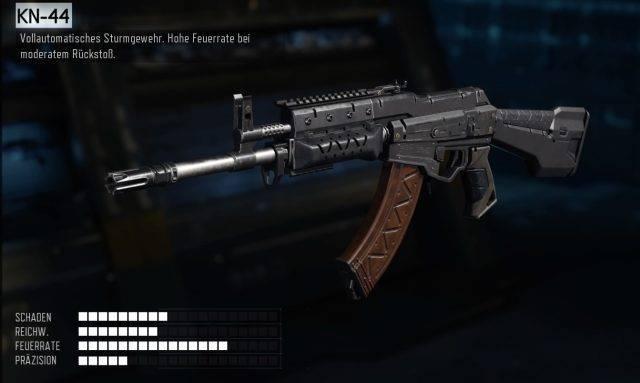 Sturmgewehr KN-44