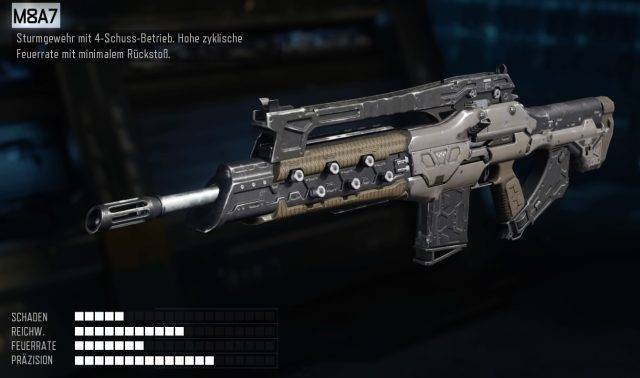 Sturmgewehr M8A7