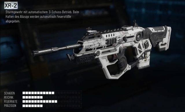 Sturmgewehr XR-2