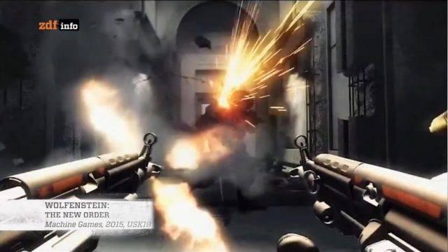 Killerspiele! Der Streit eskaliert - Dokumentation des ZDF 2016