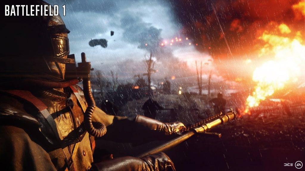 Den haben wir hier natürlich auch gelistet! Den Battlefield 1 Reveal Trailer!