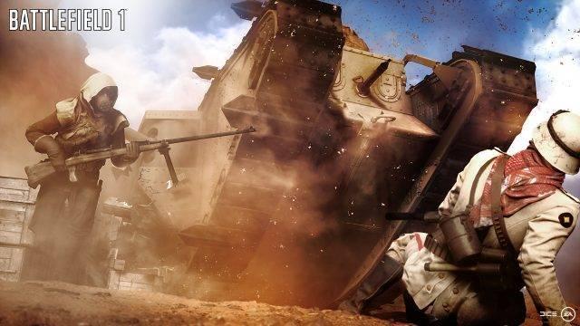 Battlefield 1_Wallpaper