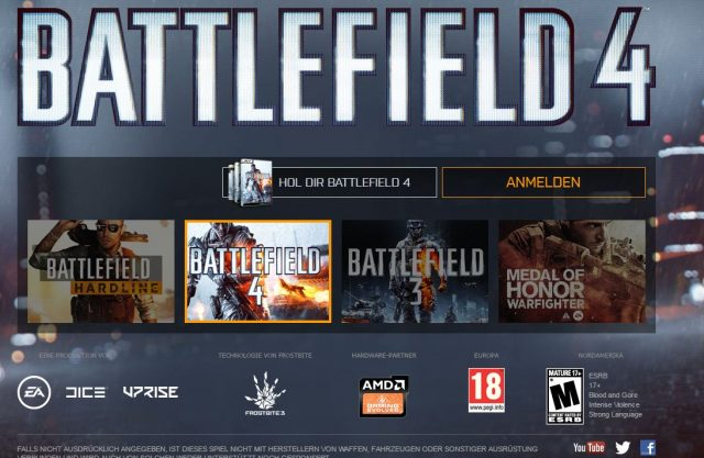 Battlelog--Schließung