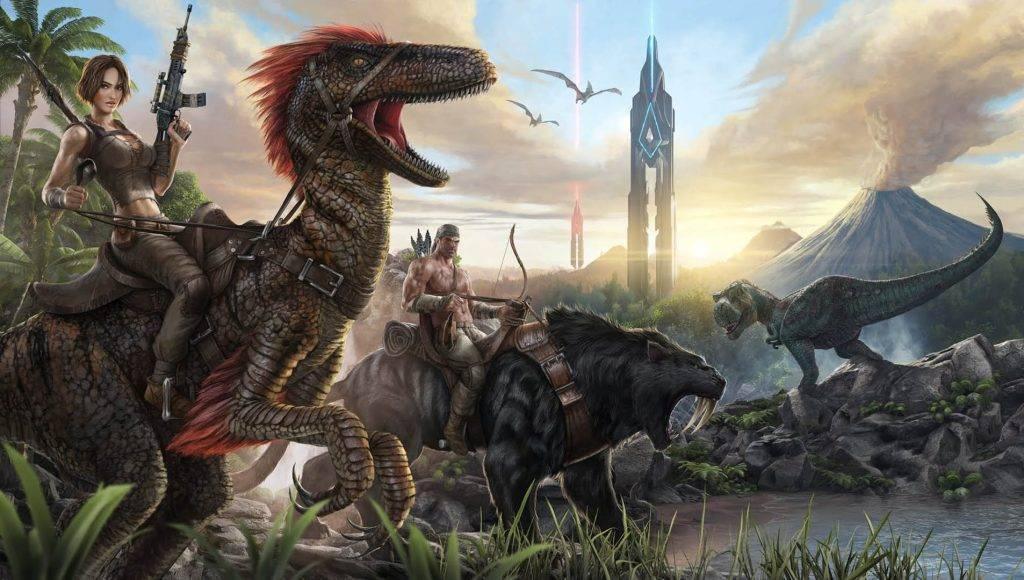 Ark-Survival-Evolved-background