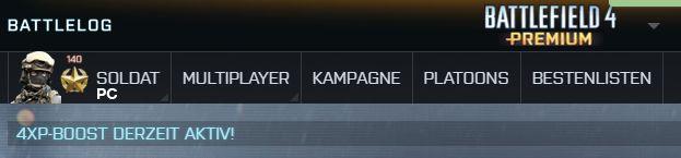 Battlefield 4XP 2