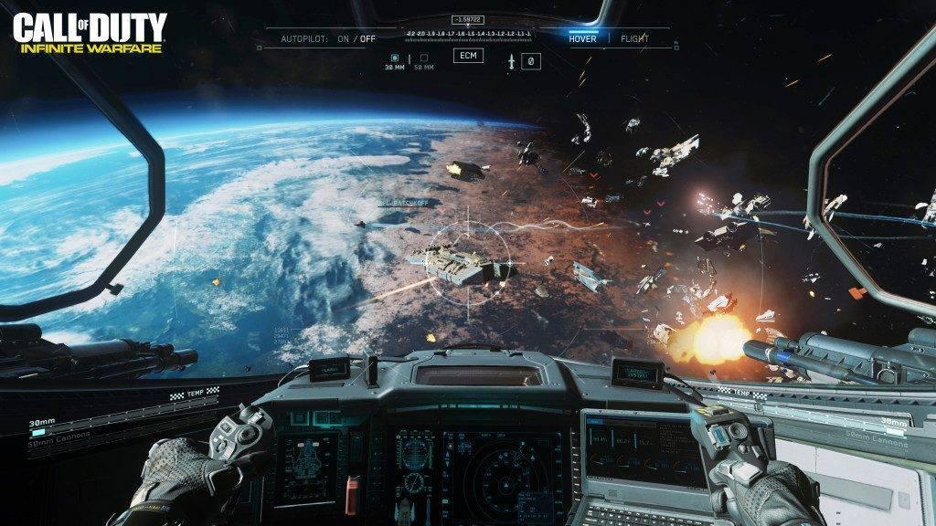 Wenn das mal nicht eine Bruchlandung ist! Nur knapp halb so viel verkaufte Einheiten Infinite Warfare in der ersten Woche wie bei Black Ops 3!