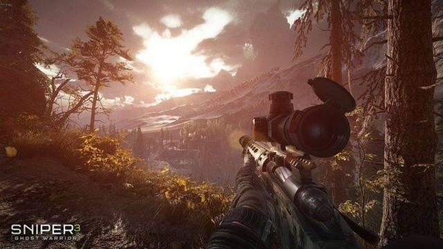 Sniper Ghost Warrior 3 Screenshot