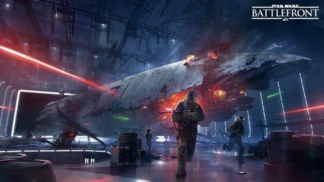 Star Wars Battlefront BattleStation 1
