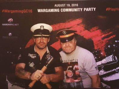 Wargaming Party
