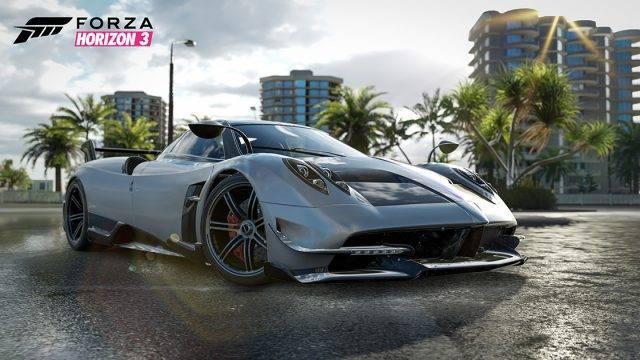 Forza Horizion 3 Update